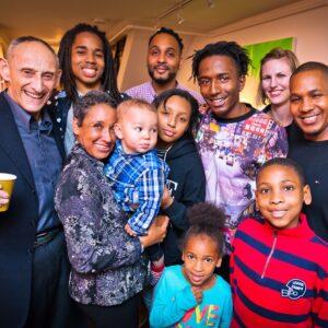 Wedding Reception 2015 Jerry Matz, Madeline McCray & Family