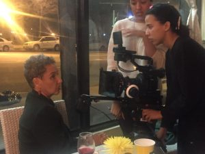 "Onset ""Small Talk"" Writer/Director-Sontenish Myers"
